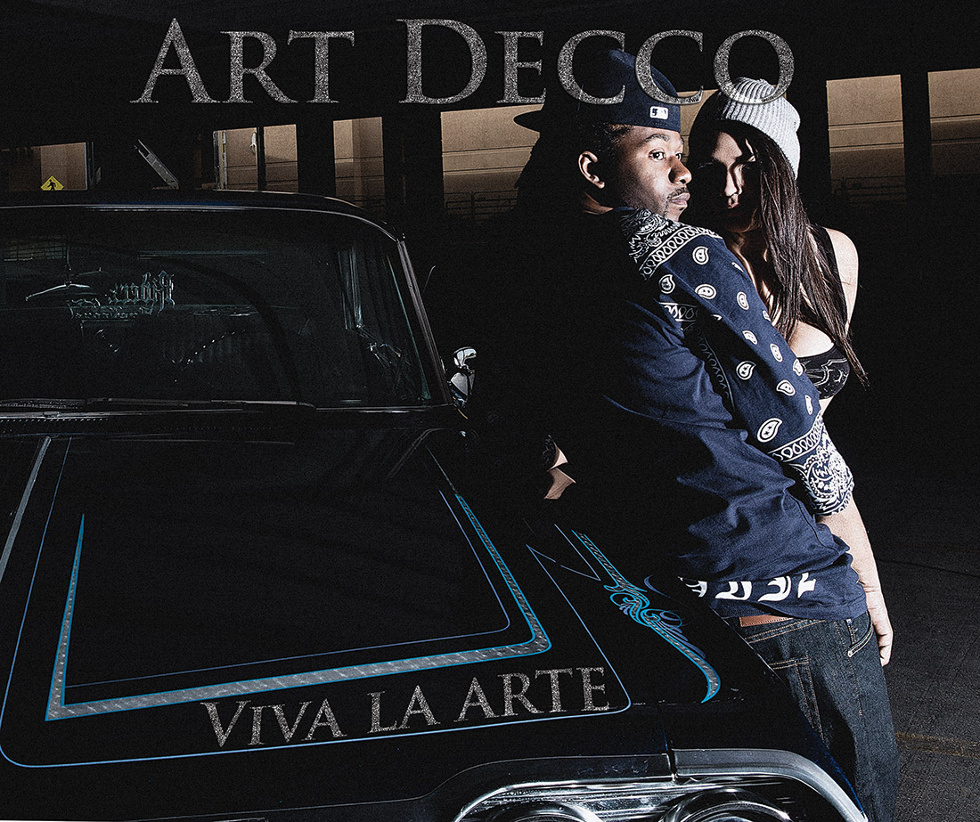 Art Decco Rapper